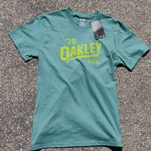 Oakley 75 USA Sunglasses Arm Tee T-Shirt